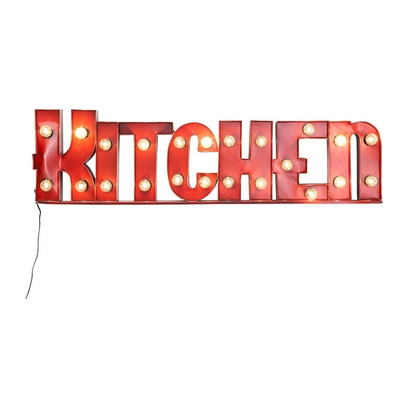Kare Design Wandlamp Kitchen
