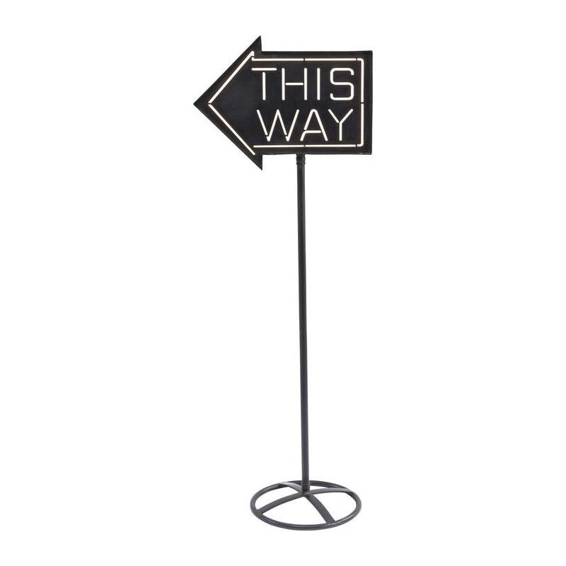 Kare Design Way Out LED Vloerlamp