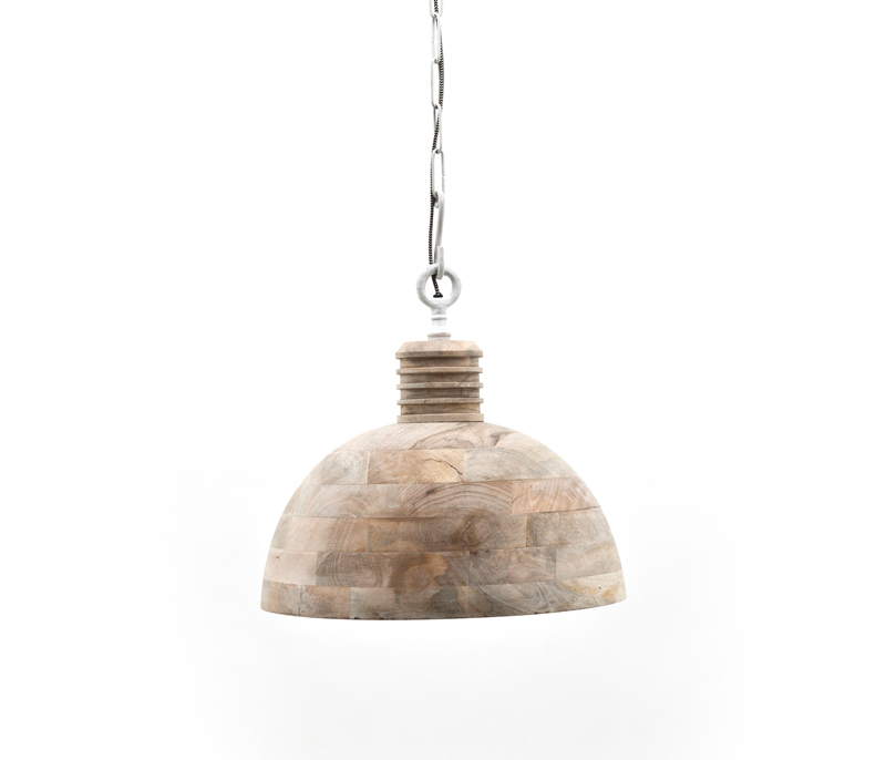 By-Boo Hanglamp Wood Large