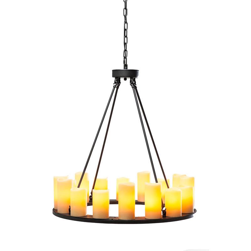 Kare Design 16 Kaarsen Hanglamp