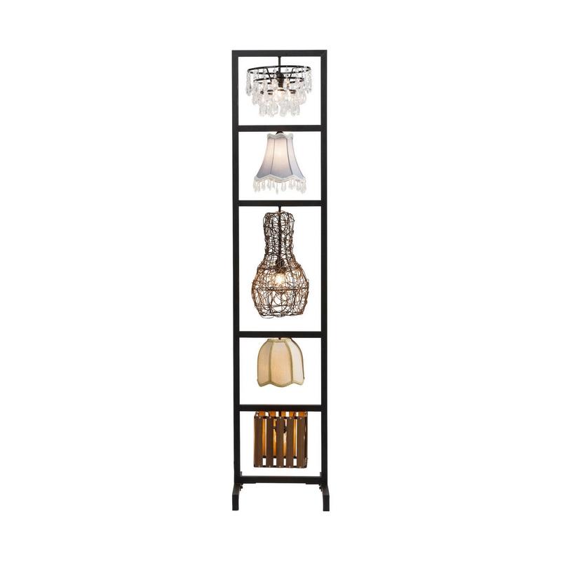 Kare Design Parecchi Art House Vloerlamp