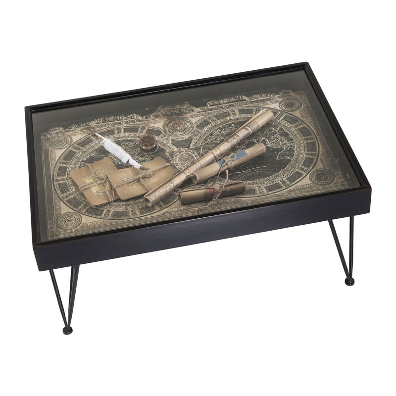 Kare Design Collect Maps Salontafel 100x70cm