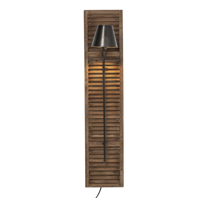 Kare Design Gobi Lamello retro wandlamp