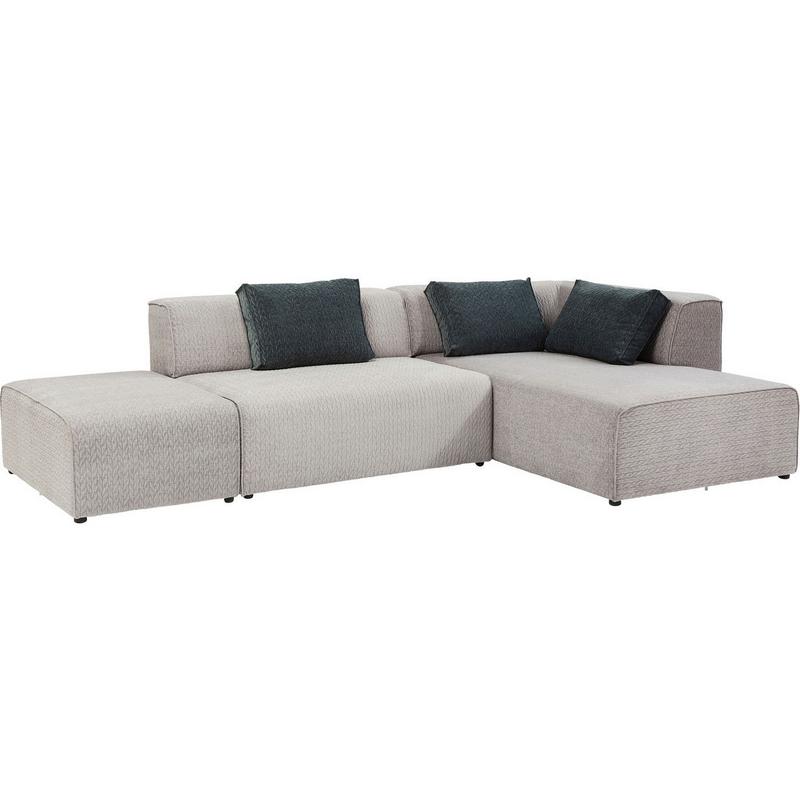 Kare Design Sofa Infinity Soft Ottomane Rechts