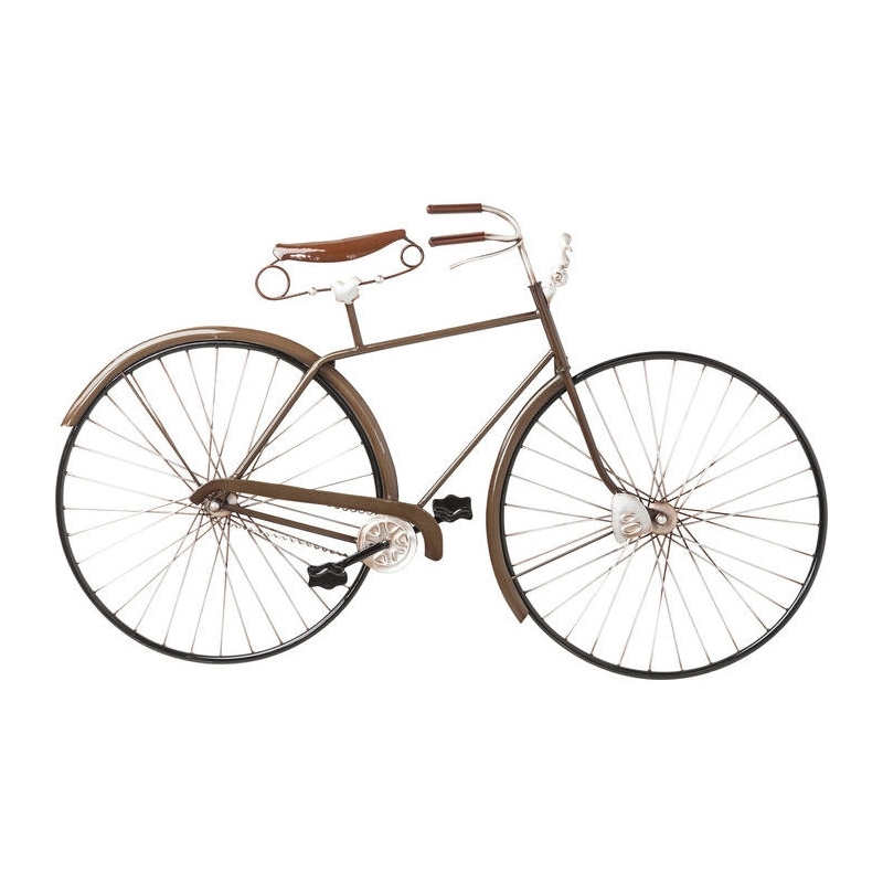 Kare Design Muur Decoratie Vintage Bike
