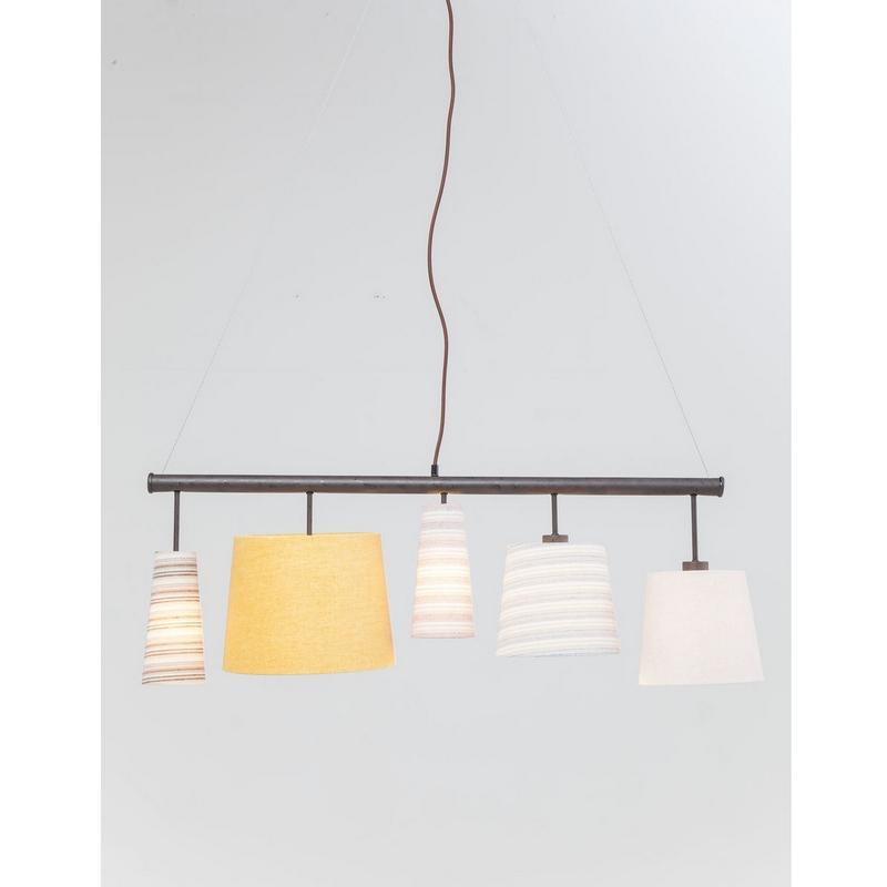 Kare Design Parecchi Hanglamp 100 Rainbow