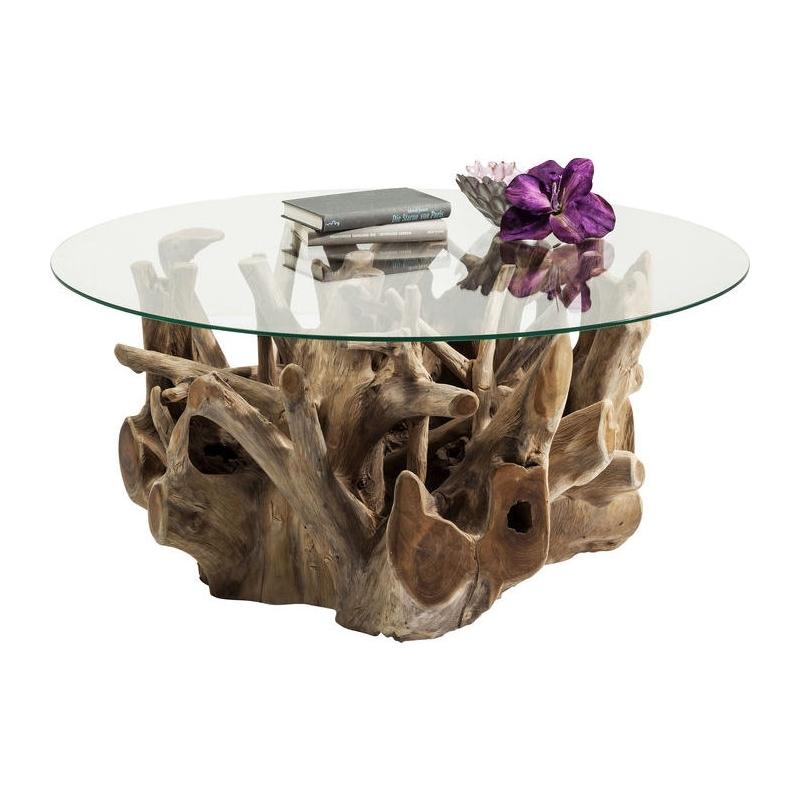 Kare Design Roots Salontafel �100cm