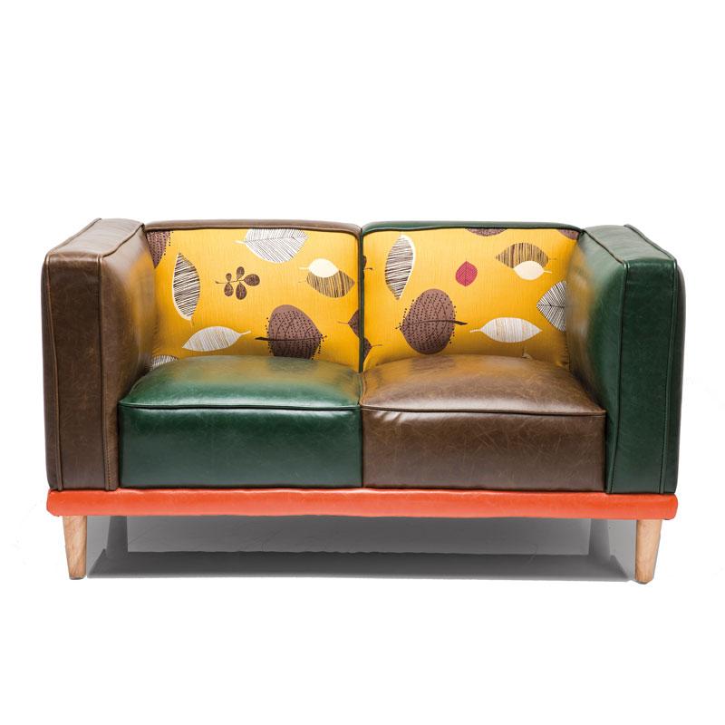 Kare Design Sofa Leaf 2-zits Bank