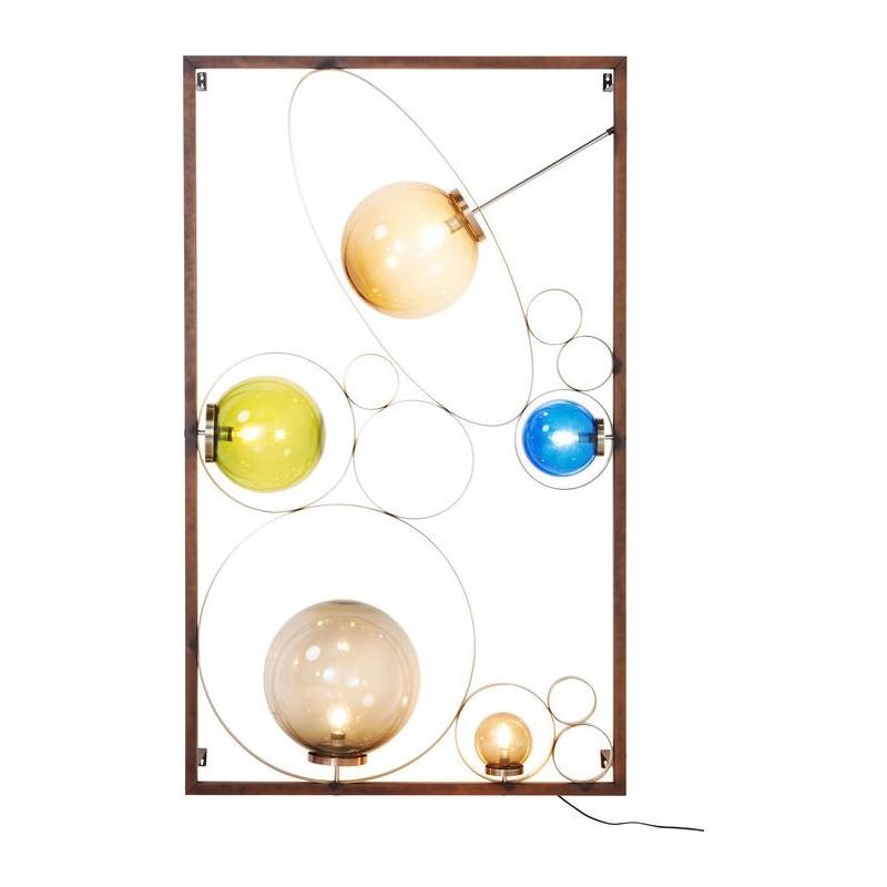 Kare Design Balloon Colore Wandlamp LED