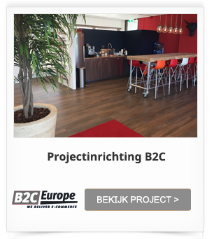 Projectinrichting B2C Europe