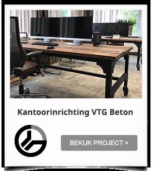 Kantoorinrichting VTG Beton