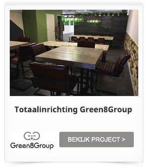 Totaalinrichting Green8Group
