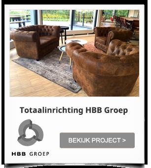 Projectinrichting Huib Bakker Bouw