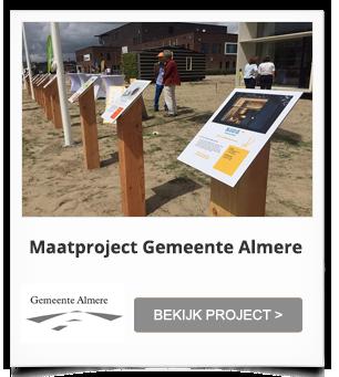 Project op maat Gemeente Almere