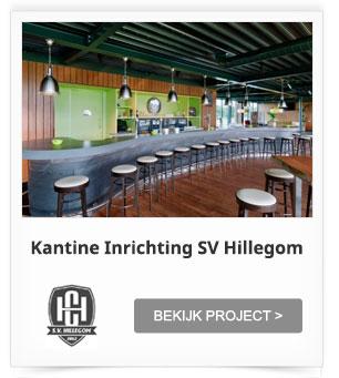 SV Hilegom Kantine Inrichting