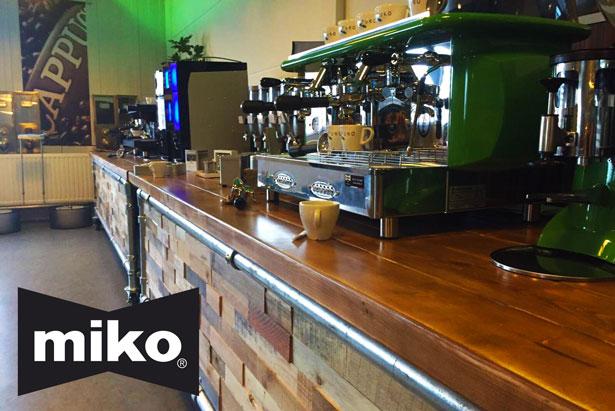 Van Abbevé/Zooff Projectinrichting Miko Koffie Service