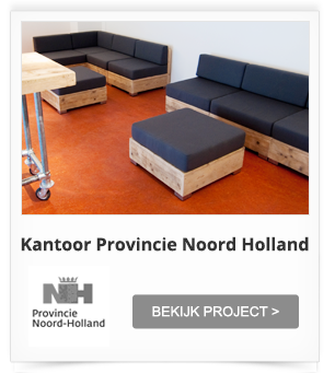 Projectinrichting Provincie Noord-Holland