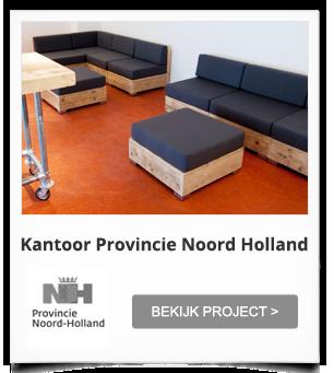 Projectinrichting Provincie Noord-Holland
