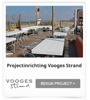 Project Vooges Strand Inrichting