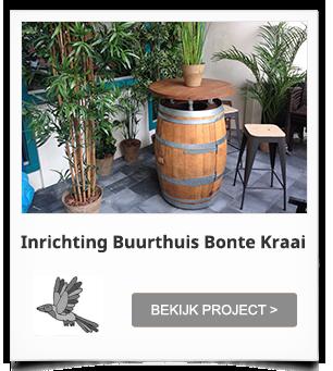 Van Abbevé Projectinrichting Buurthuis Bonte Kraaij