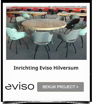 Van Abbevé/Zooff Totaalinrichting Eviso Hilversum ism Dyyk
