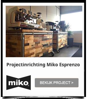 Van Abbevé Projectinrichting Miko Esprenzo Koffie Service