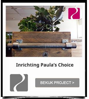 Projectinrichting/Kantoorinrichting Paula's Choice