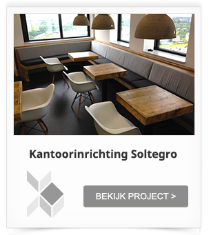 Project Kantoorinrichting Soltegro