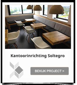 Project Kantoorinrichting Soltegro