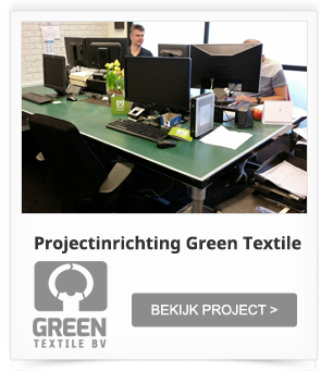 Projectinrichting Green Textile BV