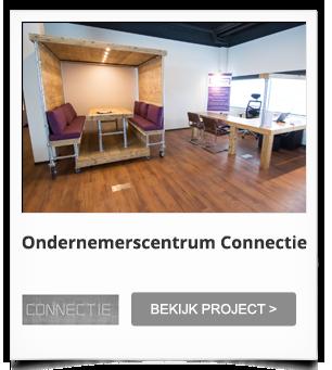 Van Abbevé Projectinrichting Ondernemerscentrum Connectie Haarlem