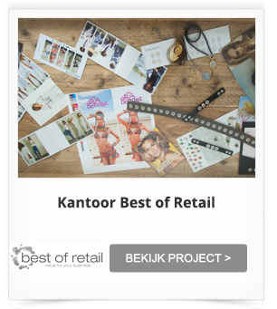 Projectinrichting Kantoor Best of Retail