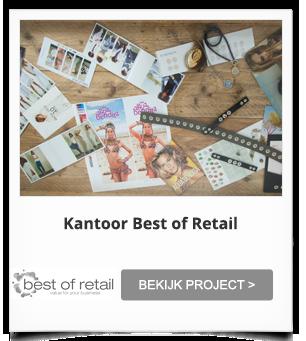 Projectinrichting Kantoor Best of Retail