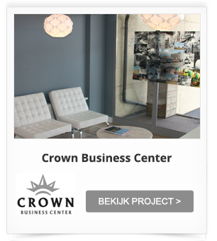 Projectinrichting Crown Business Center