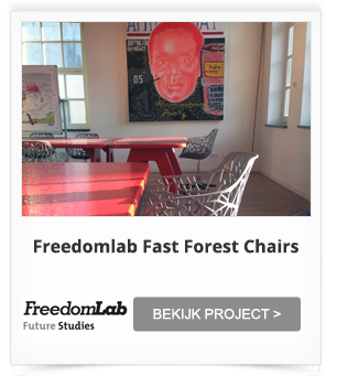 Fast Forest Chairs voor Freedomlab