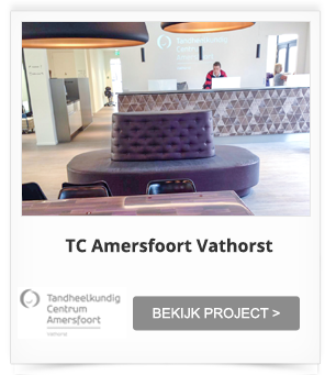Projectinrichting Tandheelkundig Centrum Amersfoort Vathorst