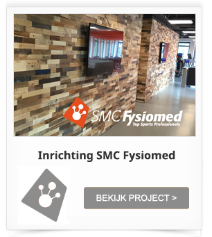 Totaalinrichting/Bedrijfsinrichting SMC Fysiomed