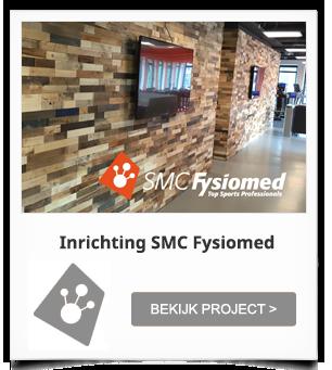 Totaalinrichting/Bedrijfsinrichting SMC Fysiomed